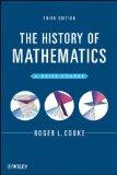 History of Mathematics : A Brief Course, Third Edition