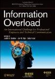 Information Overload : An International Challenge to Professional Engineers and Technical Co...