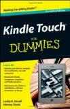 Kindle Touch for Dummies