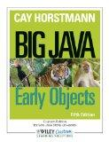 Big Java 5th Edition for Java 9 And 10