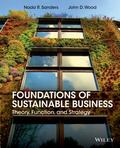 Foundations of Sustainability