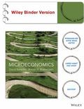 Microeconomics, Fifth Edition Binder Ready Version