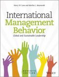 International Management Behavior : Changing for a Sustainable World