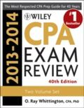 Wiley CPA Examination Review 2013-2014 : Set