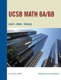 Math Ucsb 6a/6b