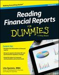 Reading Financial Reports for Dummies®