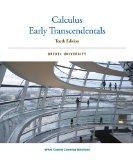 Calculus Early Transcendentals: Drexel University