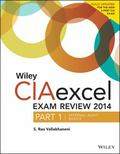 Wiley CIA Exam Review 2014 : Part 1, Internal Audit Basics