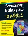 Samsung Galaxy S5 For Dummies (For Dummies (Computer/Tech))