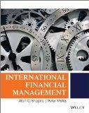 International Financial Management 10th Ediditon By Alan C. Shapiro Peter Moles