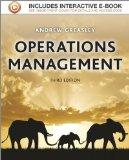 Operations Management. Andrew Greasley