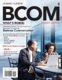 Bundle: BCOM (with Printed Access Card), 3rd + Cengage Learing Write Experience 2.0 Powered ...