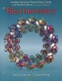 Study Guide with Student Solutions Manual and Problems Book for Garrett/Grisham's Biochemist...