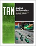 Applied Mathematics for the Managerial, Life, and Social Sciences (Textbooks Available with ...