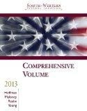 South-Western Federal Taxation 2013 : Comprehensive (with H&R Block @ Home Tax Preparation S...