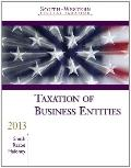 South-Western Federal Taxation 2013 : Taxation of Business Entities