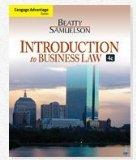 Bundle: Cengage Advantage Books: Introduction to Business Law, 4th + Business Law CourseMate...