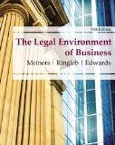 Bundle: The Legal Environment of Business, 11th + Business Law CourseMate with eBook Printed...