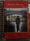 Keys for Writers Sixth Edition Saginaw Valley State University (Keys for Writers Sixth Editi...