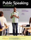 Public Speaking : The Evolving Art, Enhanced (with Communication Studies CourseMate with eBo...