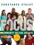 FOCUS on Community College Success (Textbook-specific CSFI)