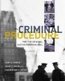 Bundle: Criminal Procedure for the Criminal Justice Professional, 11th + Careers in Criminal...