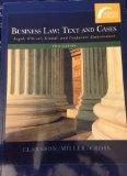 business law text and cases (Glendale Community College)