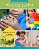 Cengage Advantage Books: Math and Science for Young Children