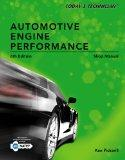 Today's Technician: Automotive Engine Performance Shop Manual