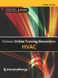 Delmar Online Training Simulation: HVAC, 2 Year Printed Access Card