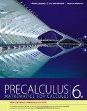 Precalculus, Enhanced WebAssign Edition (with Enhanced WebAssign with eBook Printed Access C...