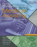 Delmar's Comprehensive Medical Assisting: Administrative and Clinical Competencies (Book Only)