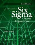 Introduction to Six Sigma and Process Improvement (with Printed Access Card)