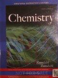 Chemistry (Annotated Instructor's Edition)