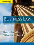 Cengage Advantage Books: Business Law: Text and Exercises
