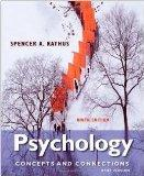 BUNDLE: Psychology: Concepts & Connections, Brief Version, 9th + PsykTrek 3.1: A Multimedia ...