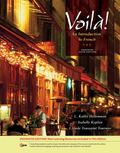 Voila! an Introduction to French, Enhanced (with Audio CD)