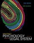 Cengage Advantage Books: Wrightsman's Psychology and the Legal System