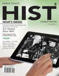 HIST: US History Since 1865, Volume 2 (with CourseMate Printed Access Card) (New, Engaging T...