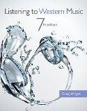 Listening to Western Music (with Introduction to Listening CD)