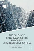 Palgrave Handbook of the European Administrative System
