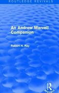 Andrew Marvell Companion (Routledge Revivals)