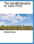 The Autobiography of John Fritz