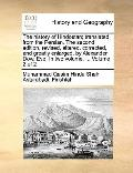 History of Hindostan; Translated from the Persian the Second Edition, Revised, Altered, Corr...
