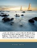 Laws of Maine Concerning Business Corporations (Annotated) with the Liberal Changes of 1901:...