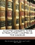 Analytic Geometry: With Introductory Chapter On the Calculus