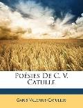 Posies De C. V. Catulle (French Edition)