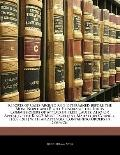 Reports of Cases Argued and Determined Before the Most Noble and Right Honorable the Lords C...