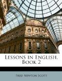 Lessons in English, Book