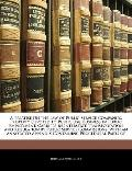 A Treatise On the Law of Public Service Companies, Property Devoted to Public Use, Business ...